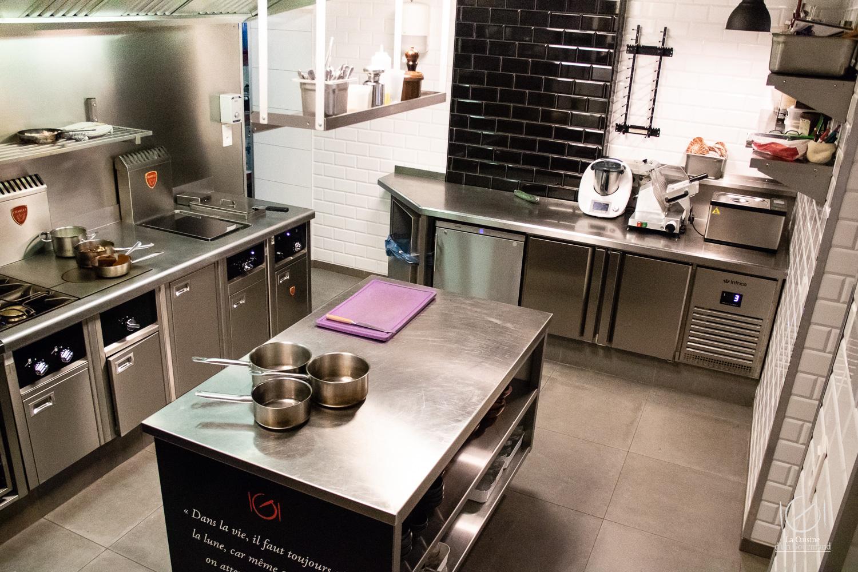 quand un r ve devient r alit la cuisine d 39 un gourmand. Black Bedroom Furniture Sets. Home Design Ideas